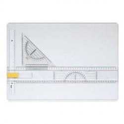 Deska plastikowa Aristo A3 Economy Board+trójkąt