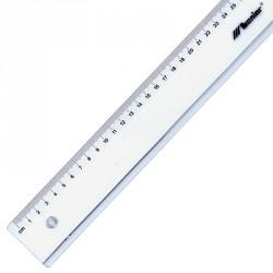 Linijka Leniar akrylowa drukowana 100cm