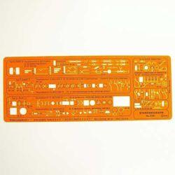 Szablon Standardgraph 3341 Instalacje elektryczne
