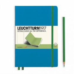 Notatnik LEUCHTTURM1917 A5 249s.bicolor laz-lim