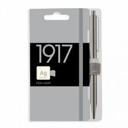 Szlufka LEUCHTTURM1917 PENLOOP metalic srebrna