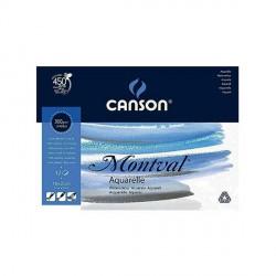 Blok Canson MONTVAL 300g 18x25cm FIN