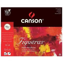 Blok Canson FIGUERAS 290g 33x41cm