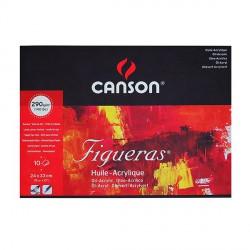 Blok Canson FIGUERAS 290g 24X33cm