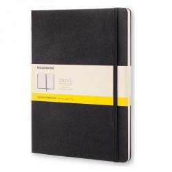 Notes Moleskine XL(19X25)Classic czarny kratka