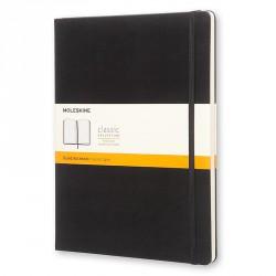 Notes Moleskine XL(19X25)Classic czarny linia