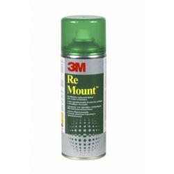 Klej 3M Spray  ReMount 400ml