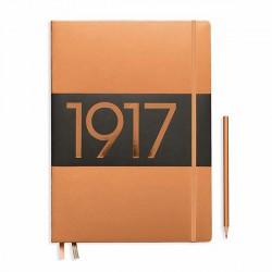 Notatnik LEUCHTTURM1917 A4+ metalic miedź gładki