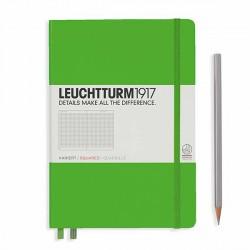 Notatnik LEUCHTTURM1917 A5 249st.freshgreen kratka