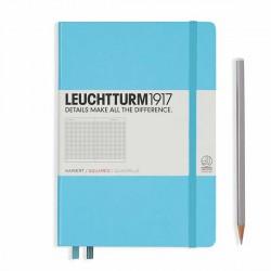 Notatnik LEUCHTTURM1917 A5 249st.ice blue kratka