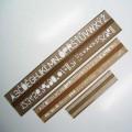 Szablon Koh-I-Noor litery 0,35cm