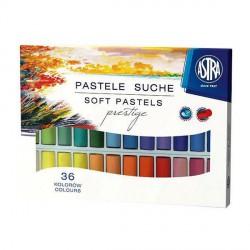 Pastele suche ASTRA Prestige 36 kolorów
