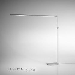 Lampa LUMELINE Sunray Artist 120cm silver
