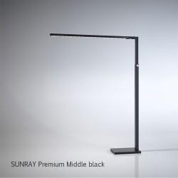 Lampa LUMELINE Sunray Premium  90cm black