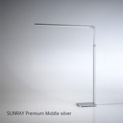 Lampa LUMELINE Sunray Premium  90cm silver