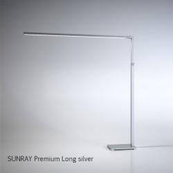 Lampa LUMELINE Sunray Premium 120cm silver