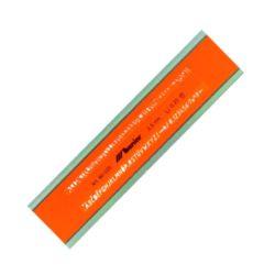 Szablon Leniar litery kursywa 0,18 cm