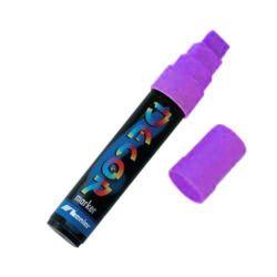 Marker Kredowy Leniar 2-15mm fiolet