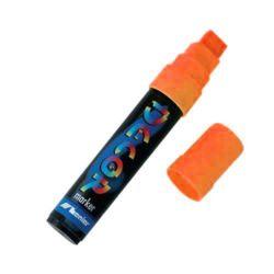 Marker Kredowy Leniar 2-15mm pomarańczowy