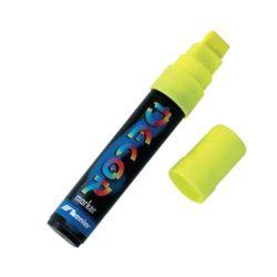 Marker Kredowy Leniar 2-15mm żółty