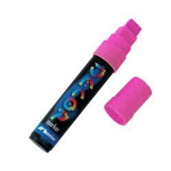 Marker Kredowy Leniar 2-15mm różowy