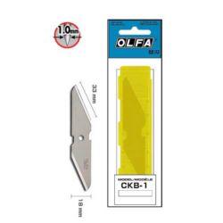 Ostrza OLFA CKB-1 do noża CK-1