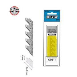 Ostrza OLFA COB-1 do noża CMP-1 CMP-1/DX