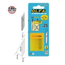 Ostrza OLFA KB do noży AK-1 AK-4 SC-1