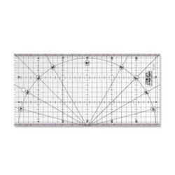 Szablon OLFA z plexi 15x30