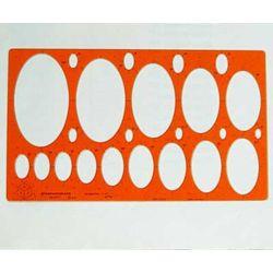 Szablon Standardgraph/Leniar 1171 maxi elipsy
