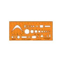 Szablon Standardgraph 3338 Elektronika