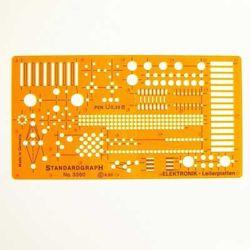 Szablon Standardgraph 3360 Elektronik