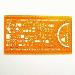 Szablon Standardgraph 3370 Elektro-Kombi