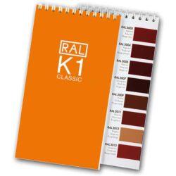 Wzornik RAL K-1