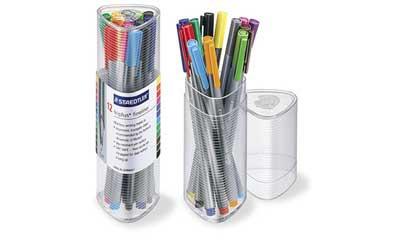 Cienkopisy długopisy flamastry